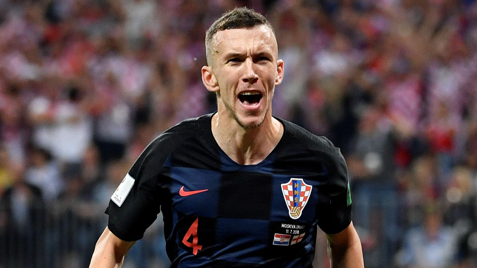 Перишич в сборной Хорватии